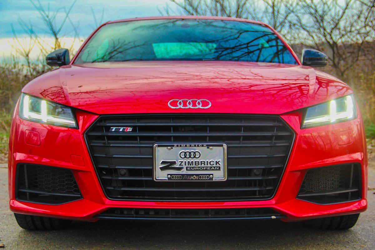 Zimbrick Audi On Twitter Audi TTS Ready For What Ever - Zimbrick audi
