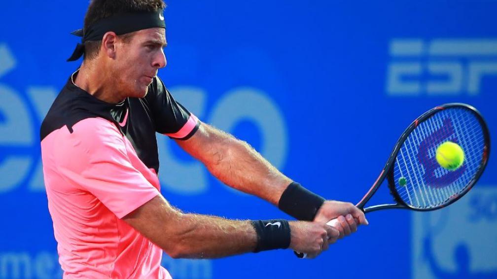 ATP 500 de Acapulco | Del Potro no pasó apremios y despachó a Zverev