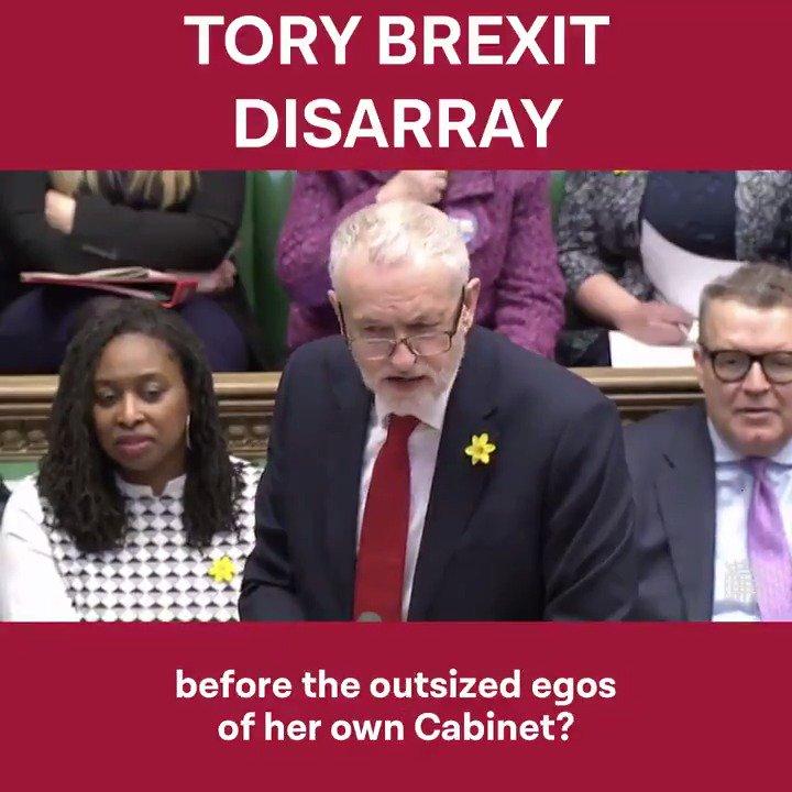 Jeremy Corbyn's photo on Government