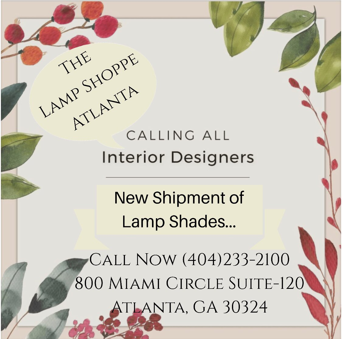 Lamp shades atlanta lampshadesatl twitter 0 replies 0 retweets 0 likes mozeypictures Gallery