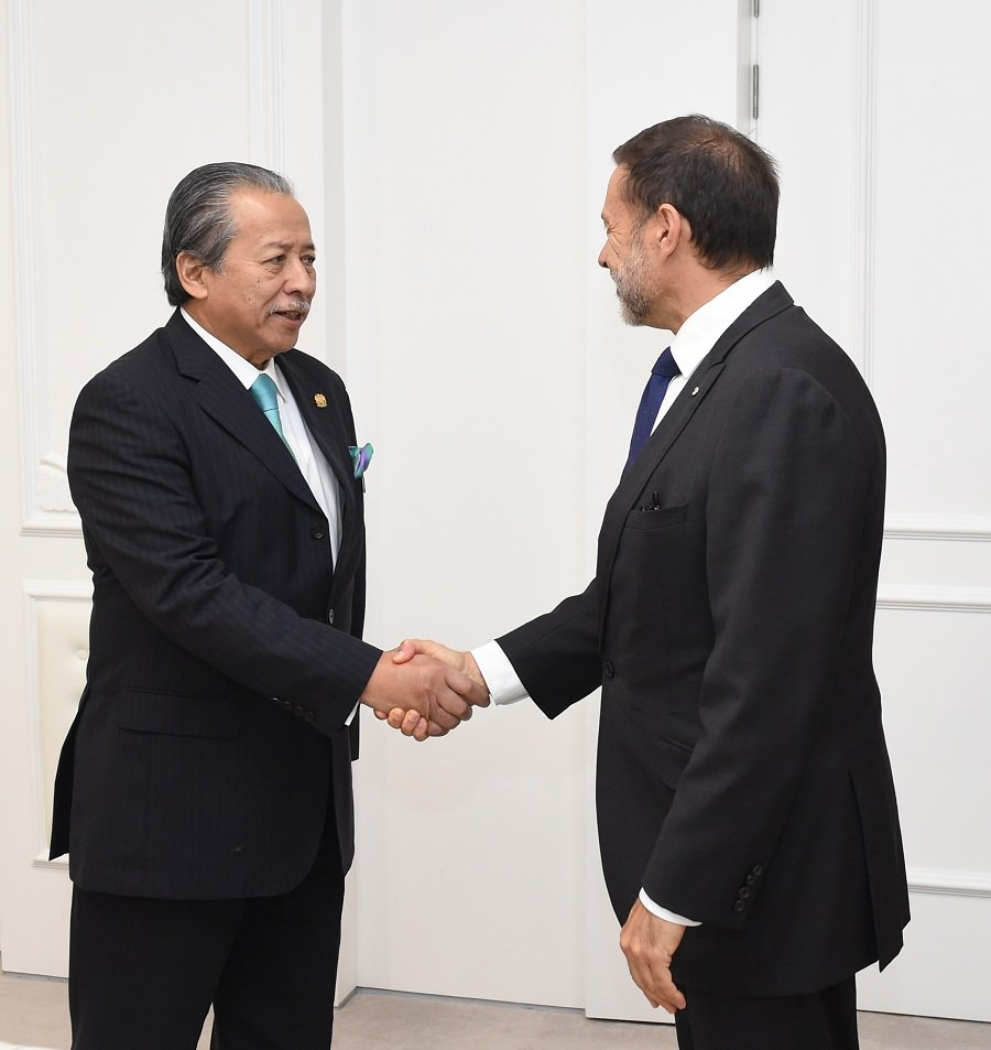 Wisma Putra On Twitter Courtesy Call On The Foreign Minister Dato
