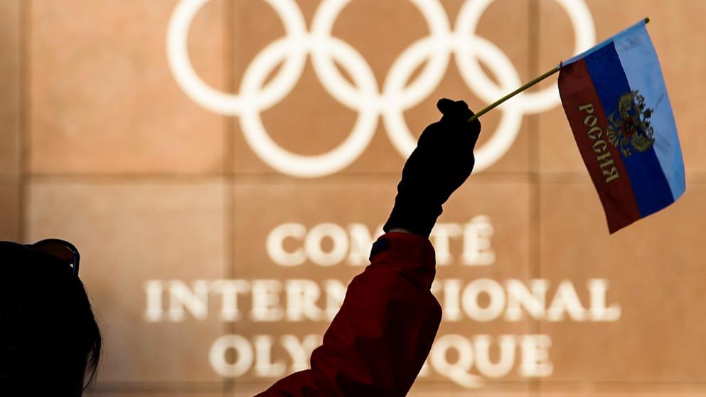 #IOC hebt Russlands Suspendierung auf! #Russia #Olympics  https://t.co/KmQBzEunsX