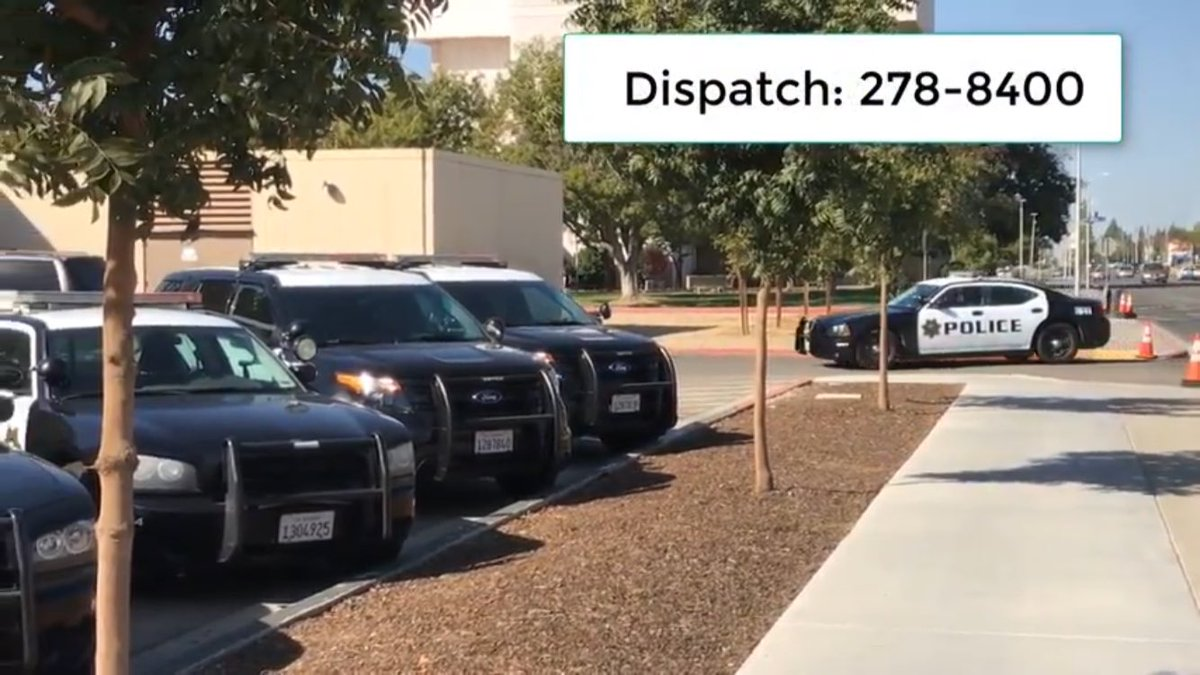 Fresno State Police Officers Responded To The Incident Set Up A Perimeter Around Campus Notified Staff At Open Buildings Remember Campus Police Are