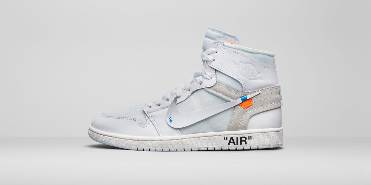 EUROPE EXCLUSIVE: Register online now for the Off-White x Air Jordan  in-store (Stockholm, London, Paris, Berlin) and online raffle:  http://bit.ly/2HSDlAL ...