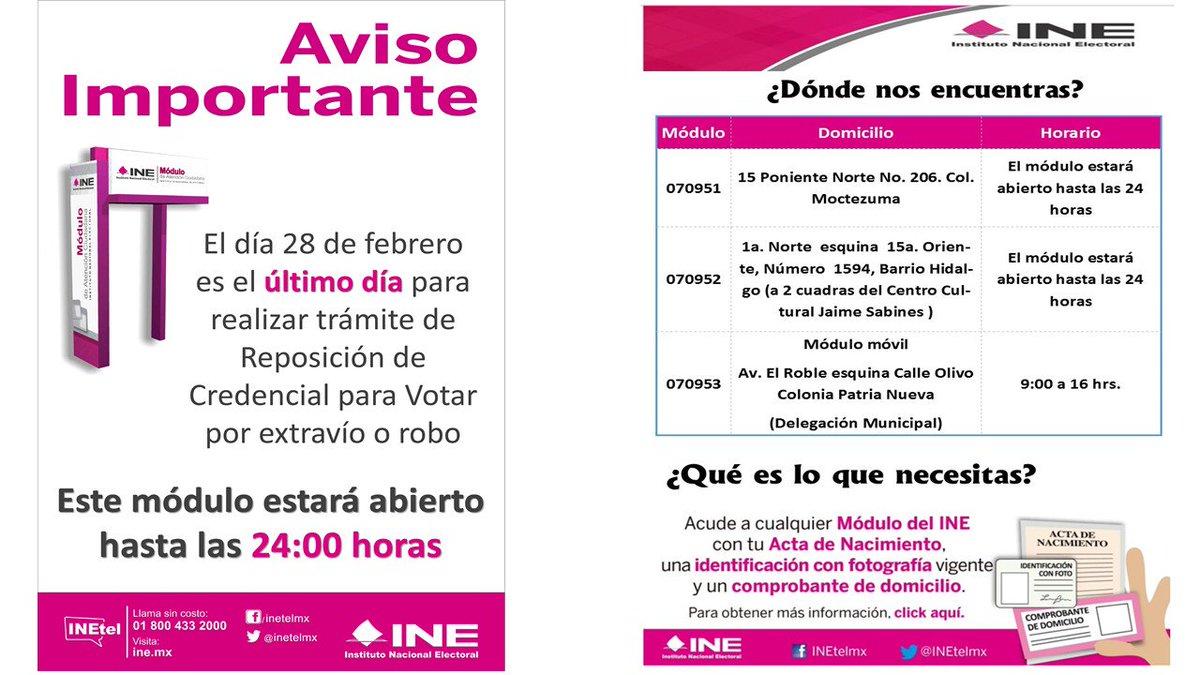 09 Junta Distrital Ejecutiva Del Ine En Chiapas On Twitter
