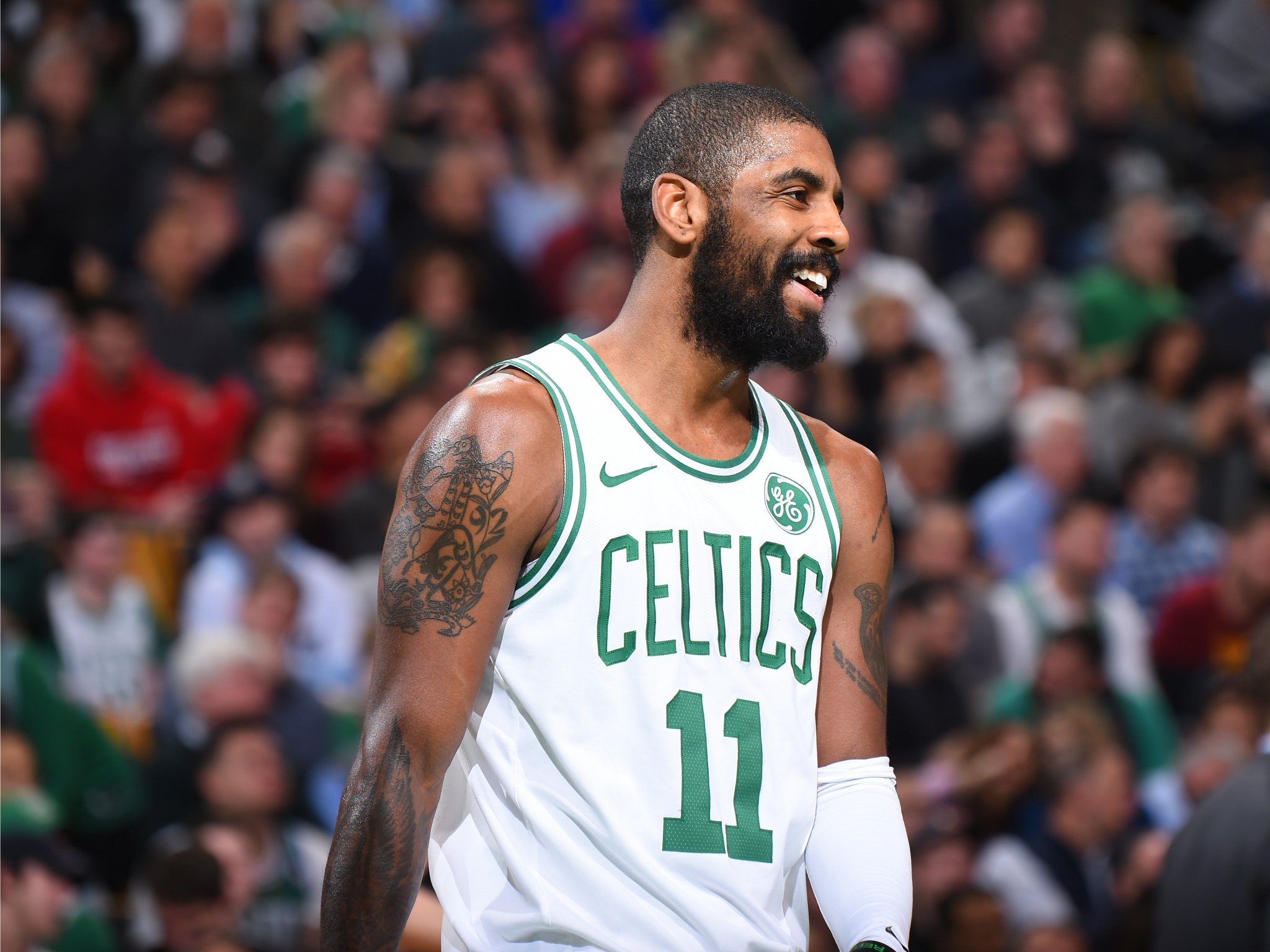 celtics kyrie irving honored - HD 4209×3157