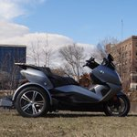 Just added the BMW C650GT to our long list of bikes we can convert! Order now because today is the final day of free shipping! That's up to $489.00 in savings! #trikedeals #bmwscooter