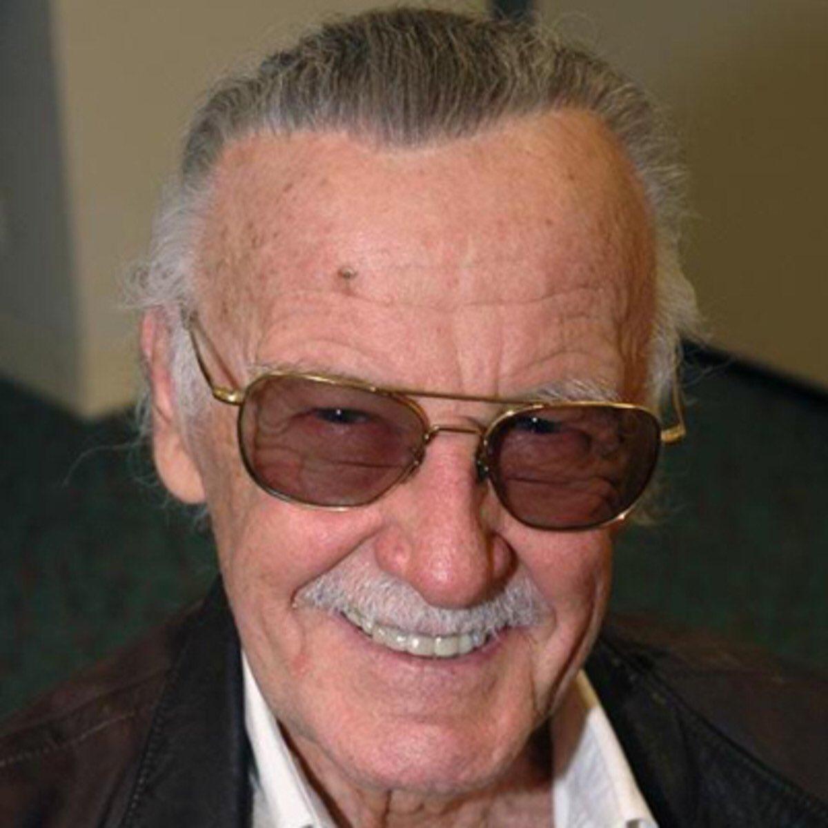 Jorge Sotomayor's photo on Stan Lee