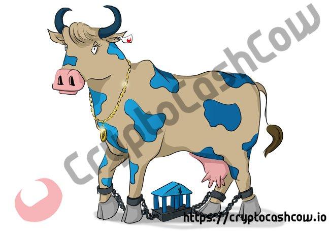 CryptoCashCow RIP Cow