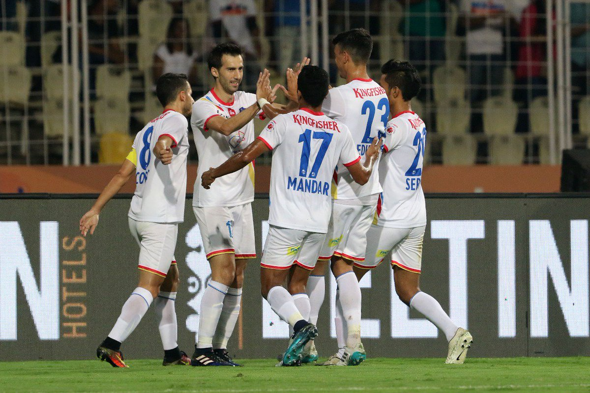DXIygdyWAAAsuVK - Goa and Chennaiyin To Lock Horns At Fatorda To Get A Step Closer To Their 2nd ISL Final