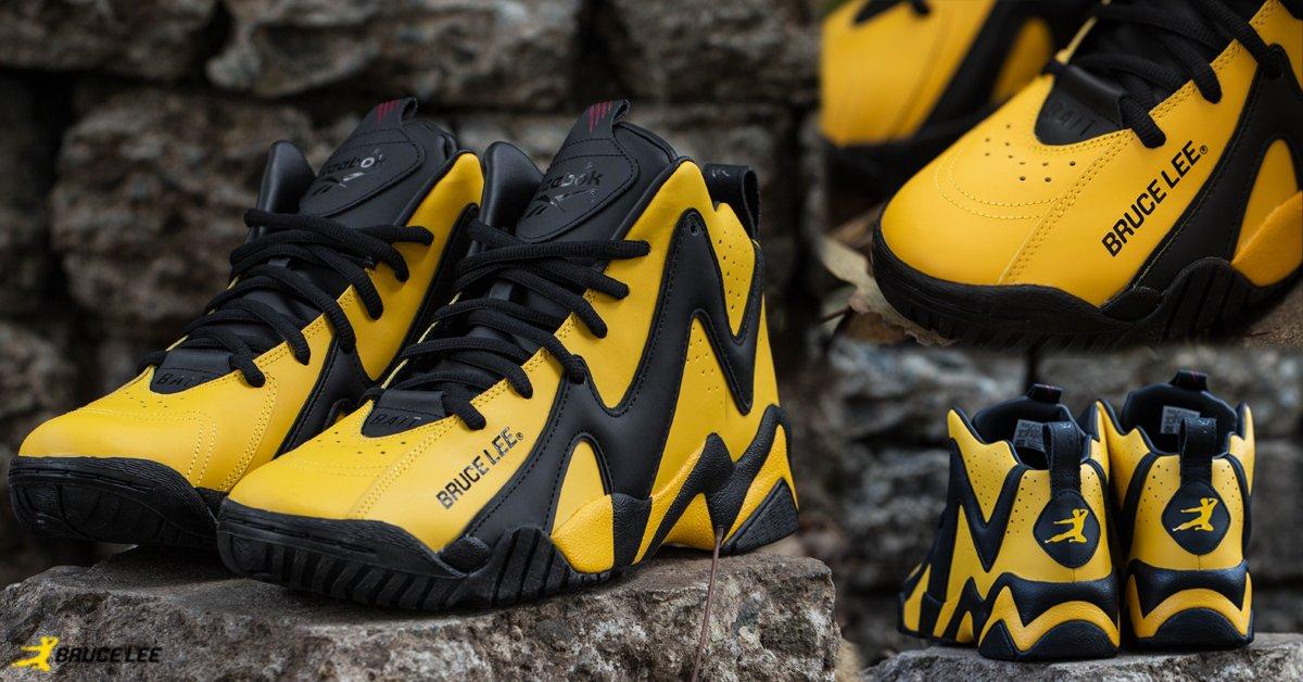 Reebok x BAIT Kamikaze II sneakers