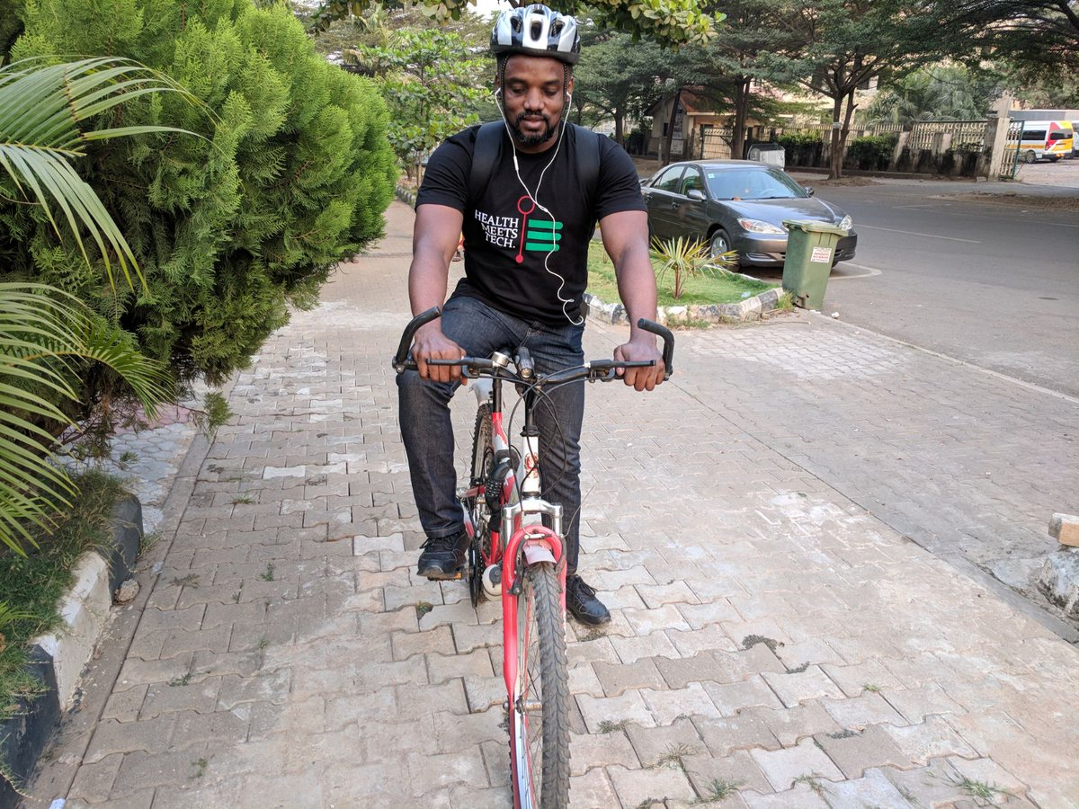 Ifeanyi Nsofor On Twitter I Love Cycling To Work I Love Cycling