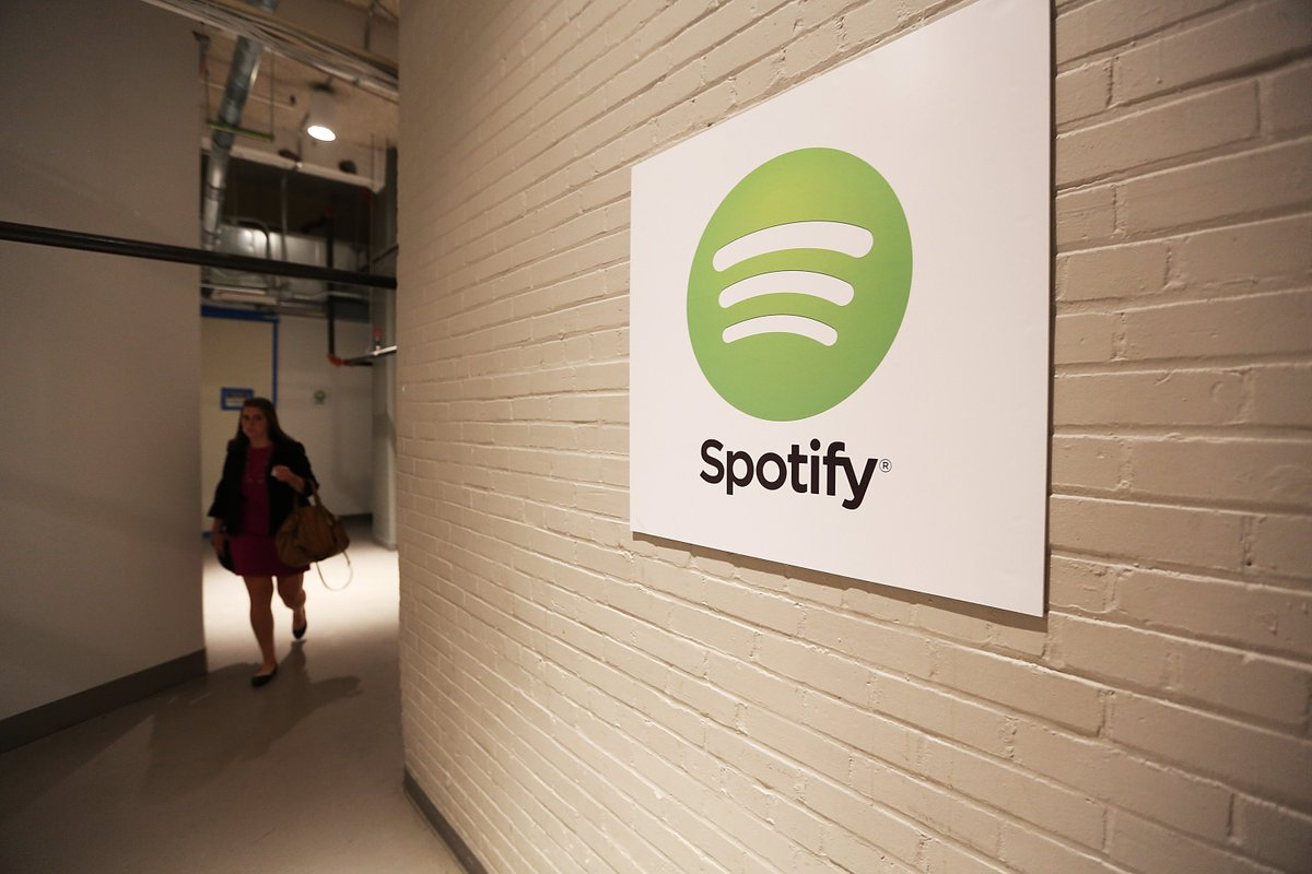Bloomberg Technology On Twitter Spotify Says It Plans To List On