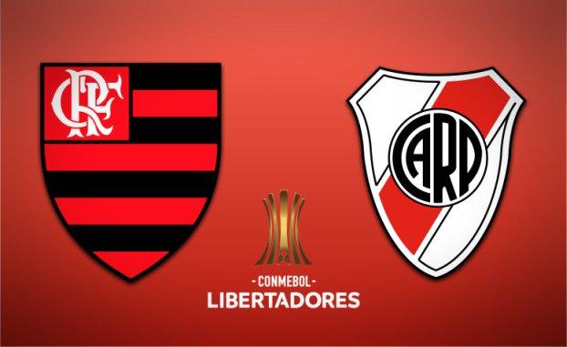 Corta pra 21:45h! ✌��❤️��❤️ #Flamengo #RiverPlate #Libertadores #VamosFlamengo #IssoAquiÉFlamengo #RumoAoBi https://t.co/qGZXxzMuVO