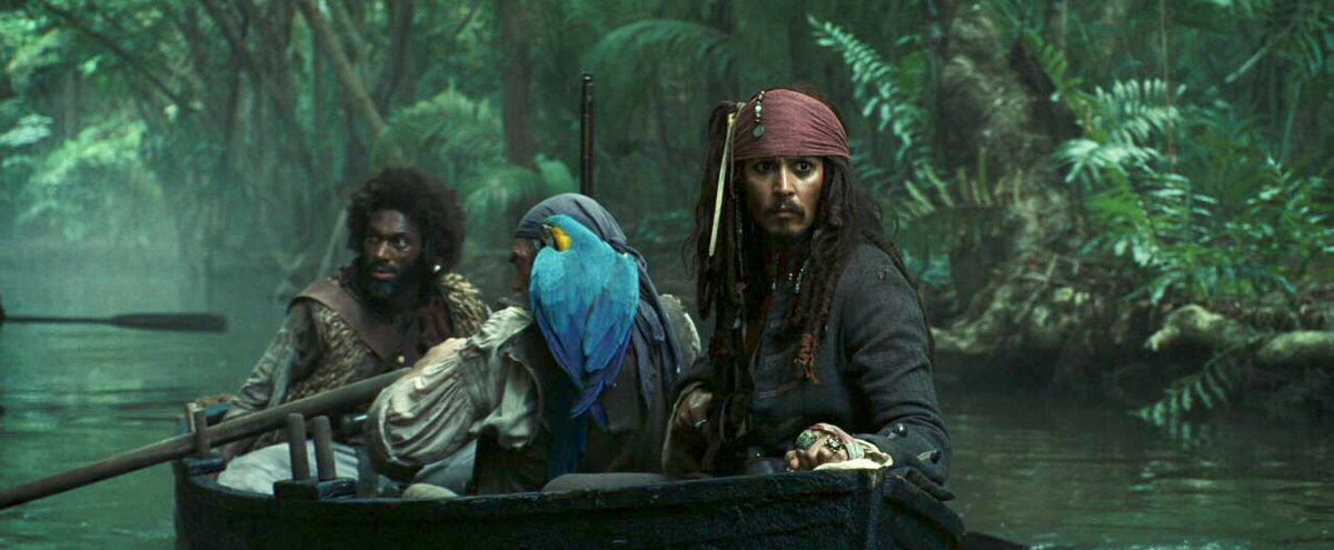 Cinematic Artistry On Twitter Pirates Of The Caribbean Dead Man S Chest 2006 Director Gore Verbinski Cinematographer Dariusz Wolski