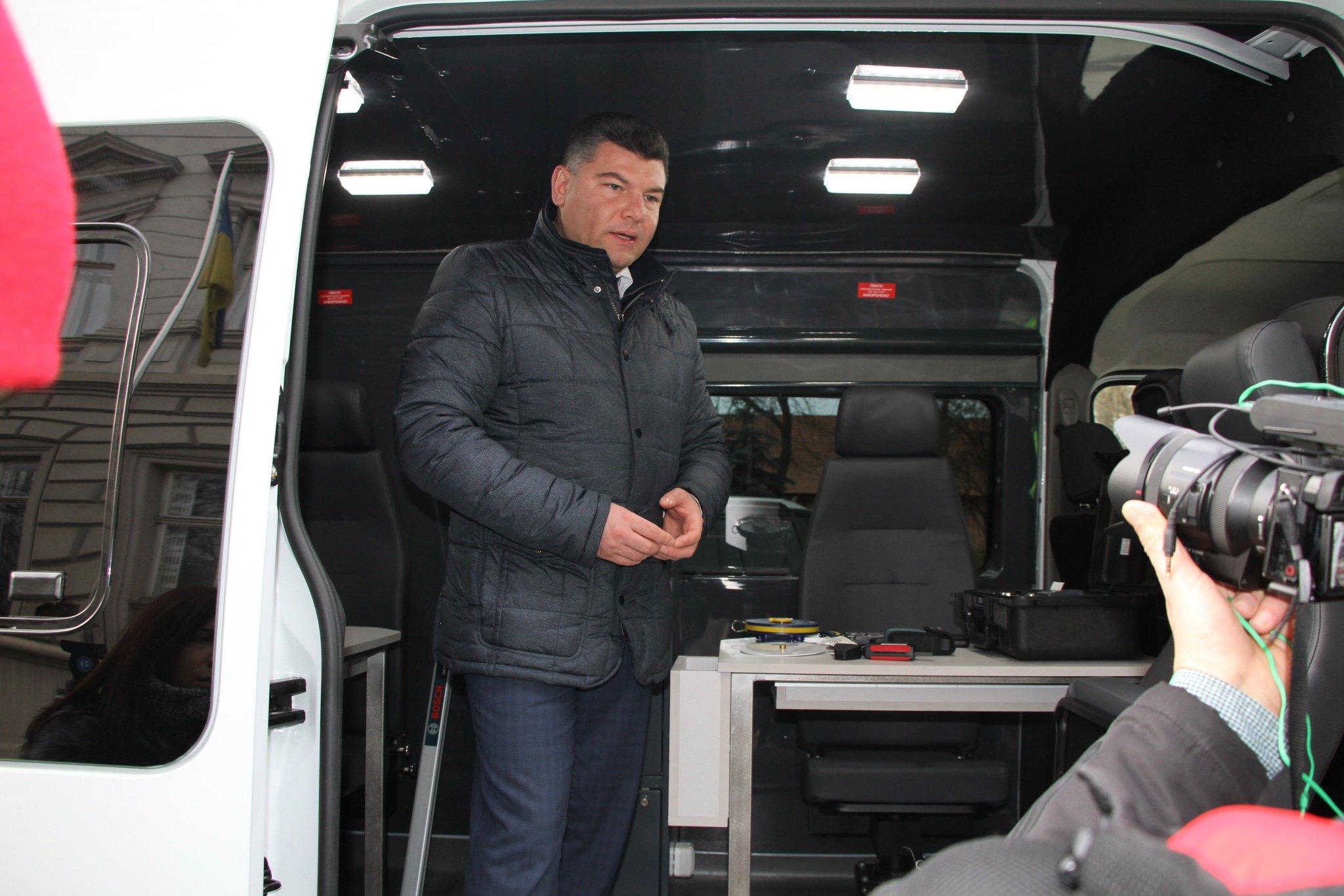 Михаил Ноняк, фото пресс-службы