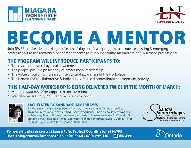 Niagara Workforce Planning Board on Twitter: \