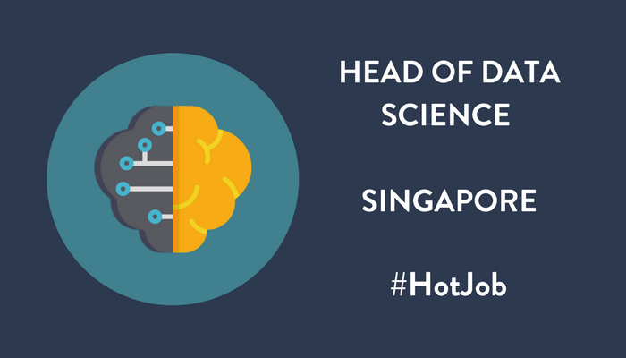 HeadofDataScience hashtag on Twitter