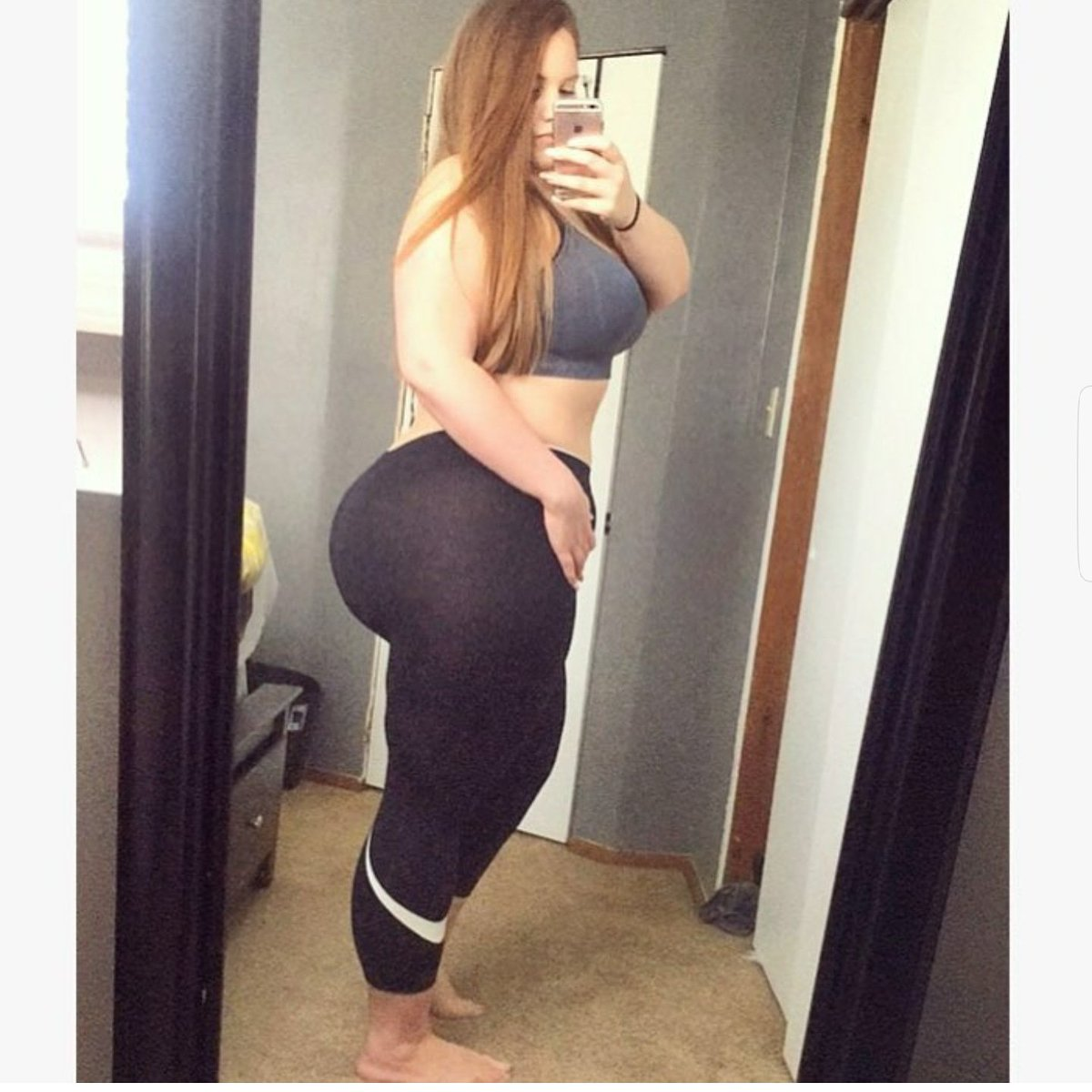 Thick White Teen Riding