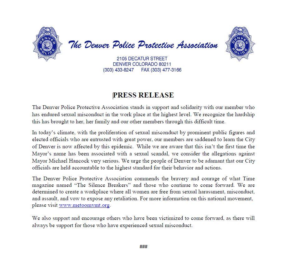 Denver Police Department: Latest News, Breaking Headlines