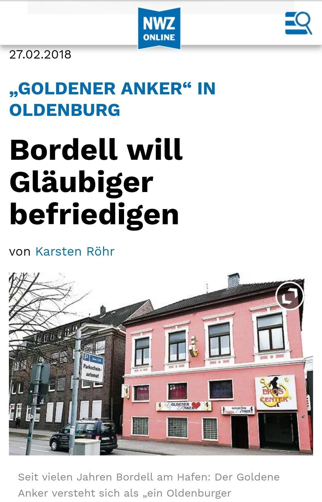 Bordel oldenburg