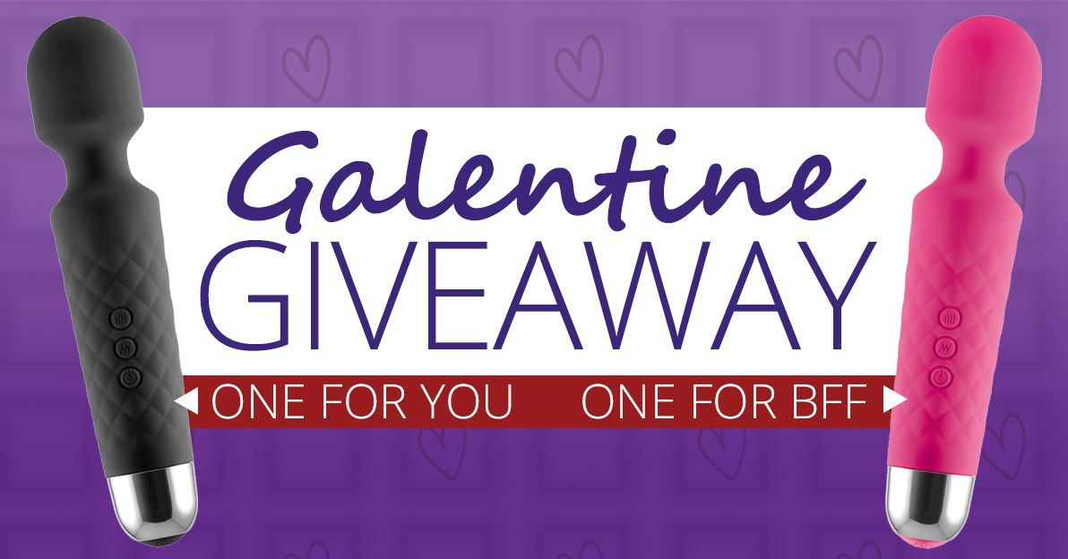 Dont forget to enter our #GalentinesDay Giveaway! Use the tweet pinned to our page, and enter again on Facebook and/or Instagram! #giveaway #contest #win #entertowin #satisfy #GiveawayAlert