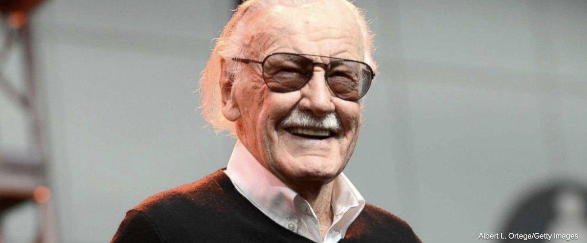 ABC News's photo on Stan Lee