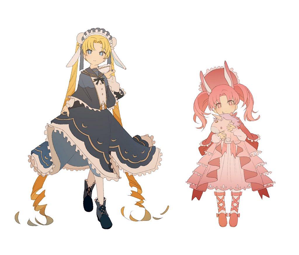 セーラームーン × ロリータ