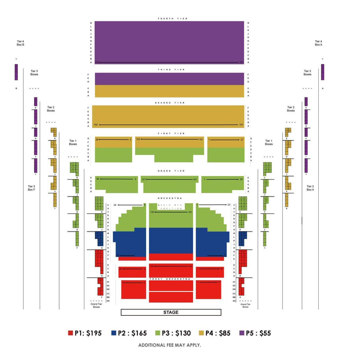 Monsta X Us On Twitter Pic Monstax Mx2ndworldtour Seating