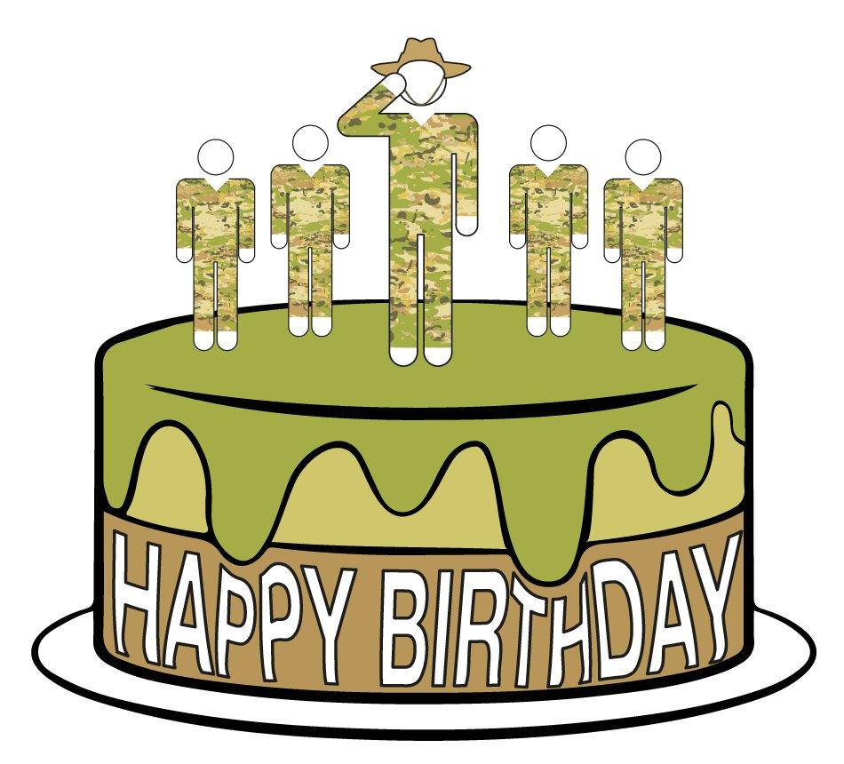 22107bcebb0423 Happy 117th birthday australian army!! for 117 years