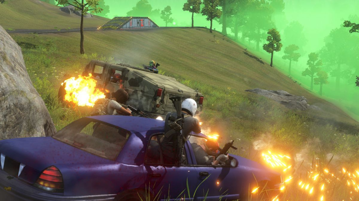 H1Z1 full version released | PC News at New Game Network