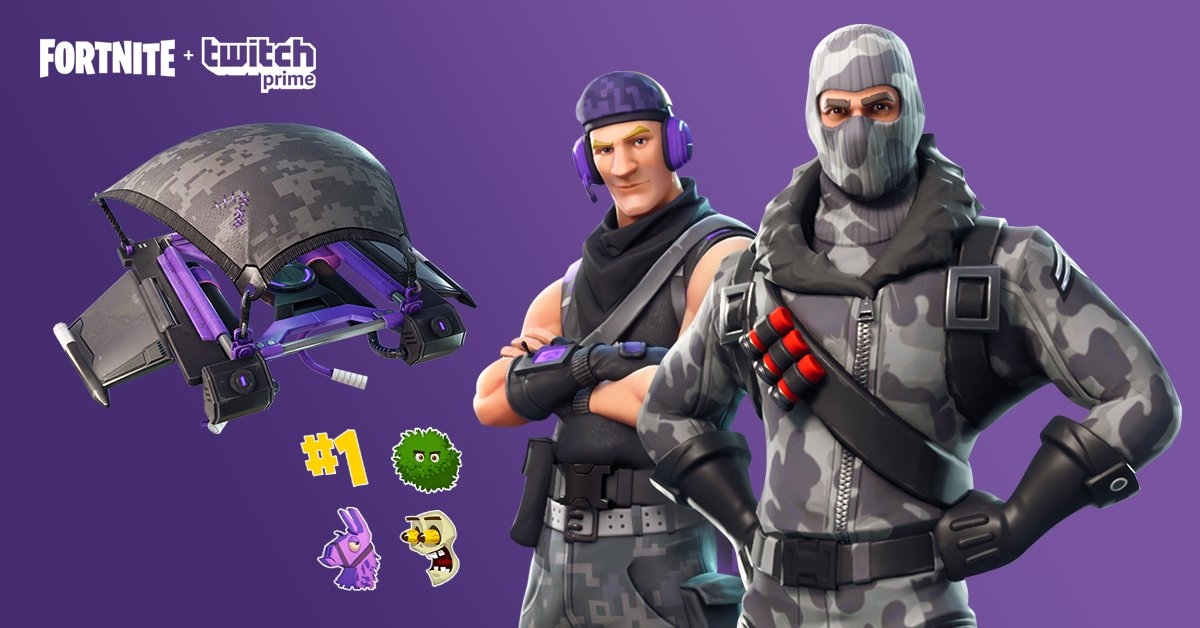 For Battle Royale Four Exclusive Twitch Chat Emotes And Two Heroes For Save The World Right Now Epic Gm Twitchprime Pic Twitter Com Srkxiuybf