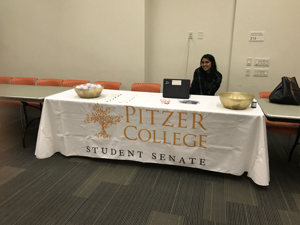 Social Media Posts for Pitzer College