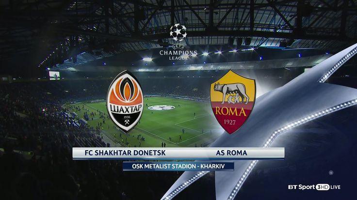 Shakhtar Donetsk vs AS Roma Full Match – Europa League 2020/21