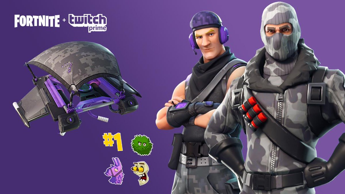 Twitch Prime on Twitter: \