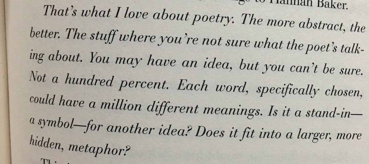 Miund On Twitter Why I Like Poetry Described So Well By Jay Asher