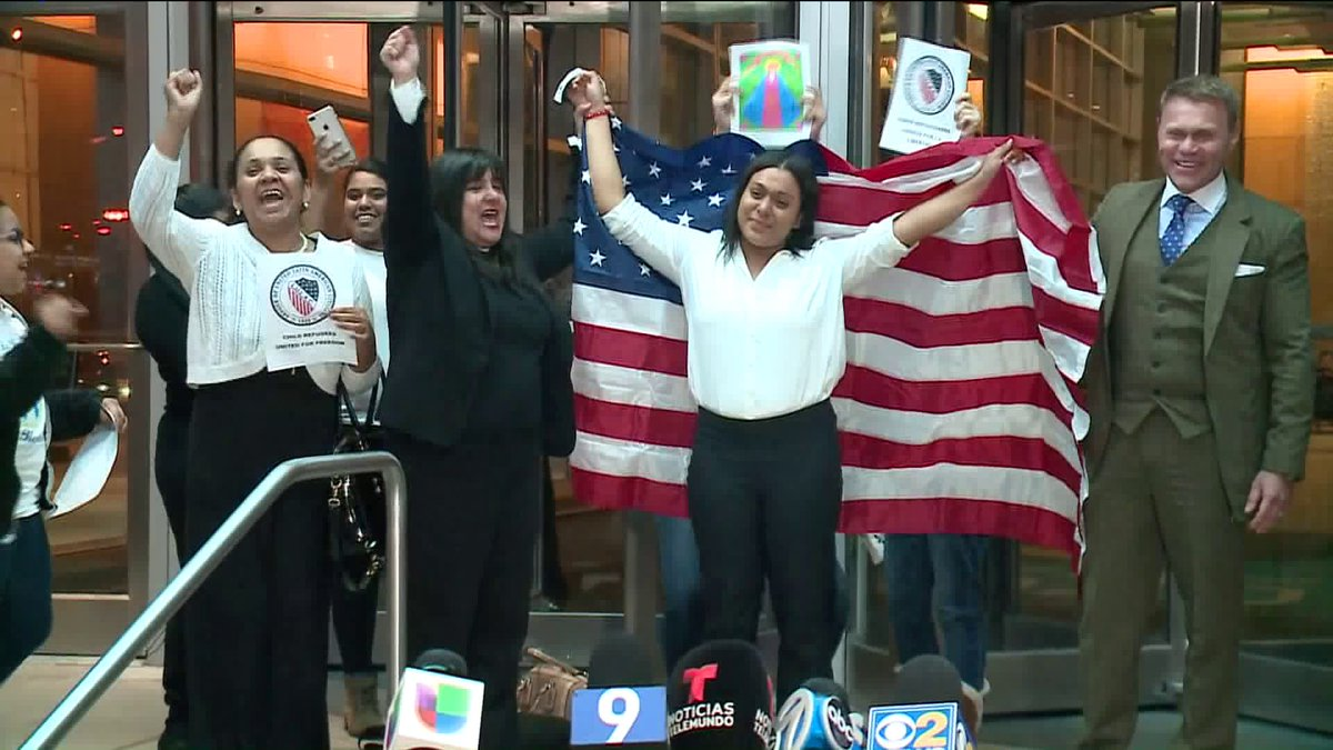 TEEN GRANTED ASYLUM: A judge ruled that Maryori Urbina Contreras,17, is allowed to stay in the country...https://t.co/I0V6oDA3DJ