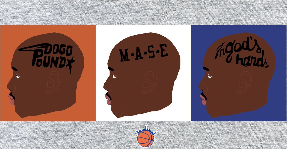 The Knicks Wall On Twitter Dogg Pound Mase In Gods Hands In