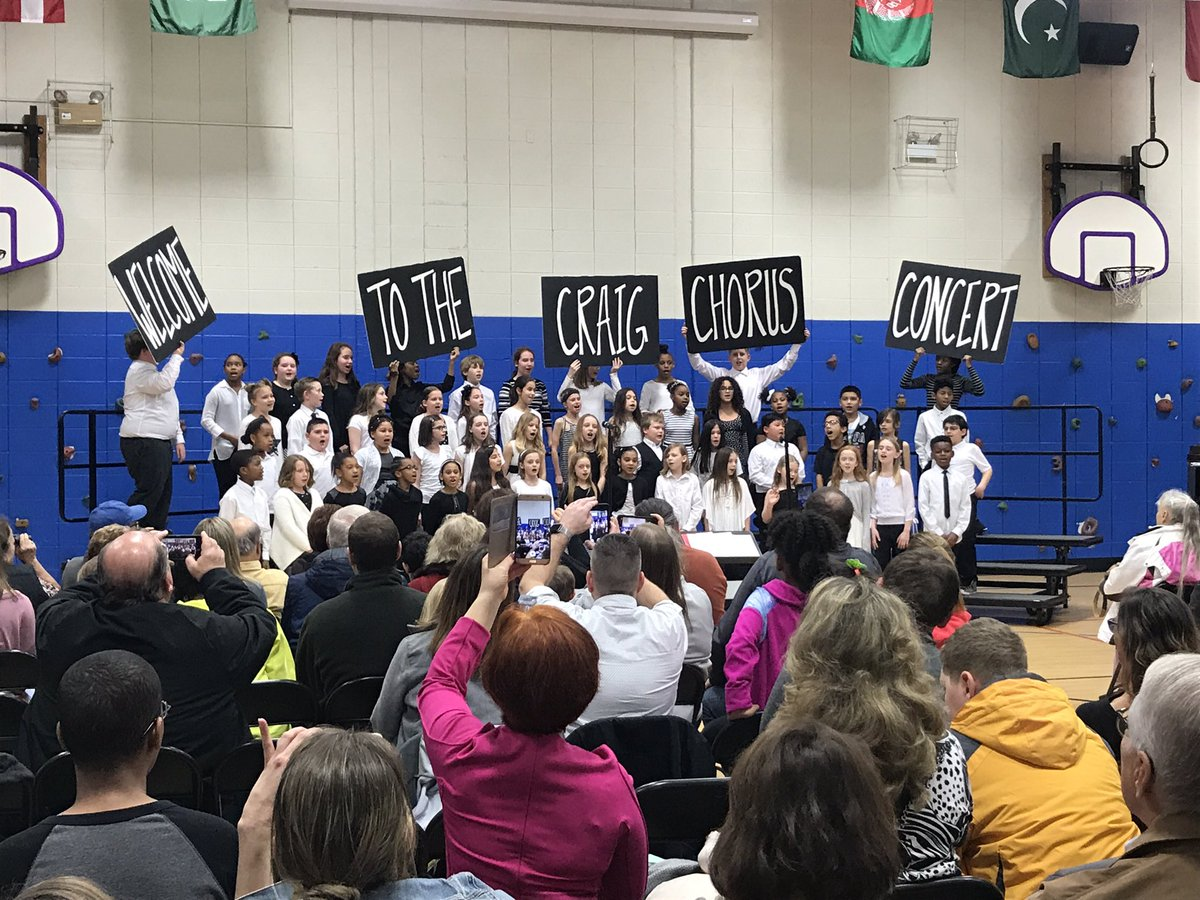 A wonderful @CraigElementary concert as always @mrskibbe!