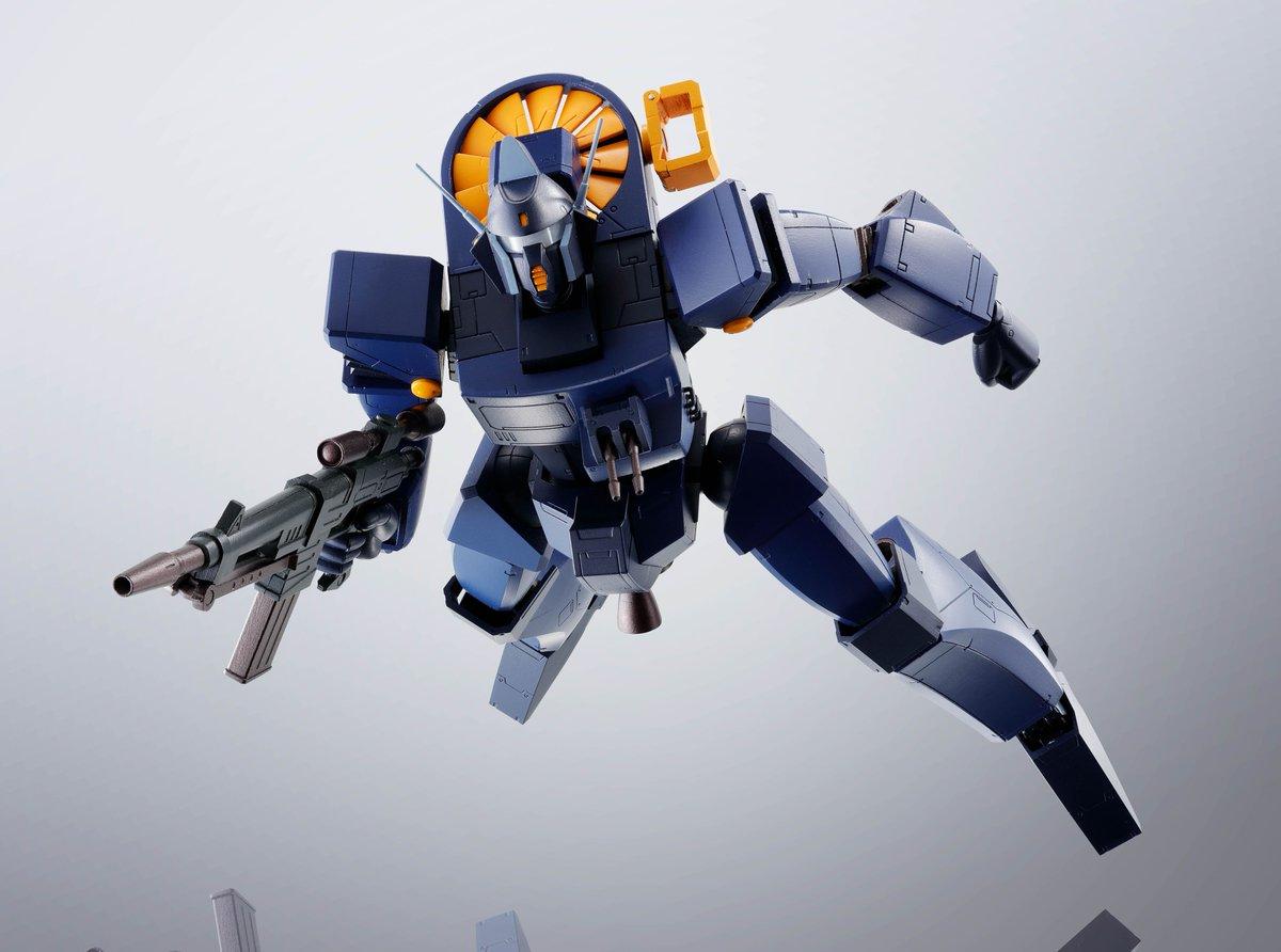 HI-METAL R 戦闘メカ ザブングル ブラッカリィに関する画像4
