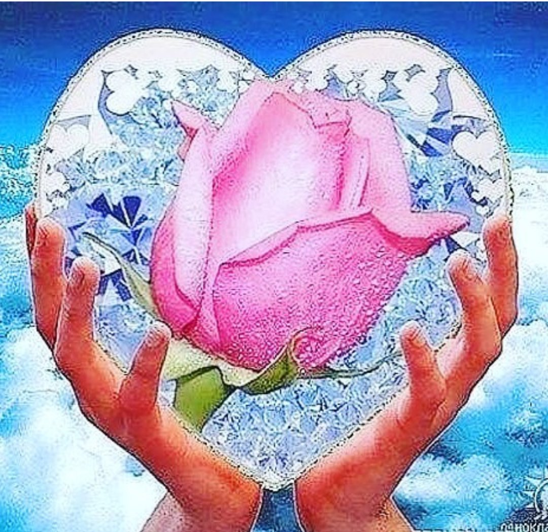 Картинки знак дружбы цветы