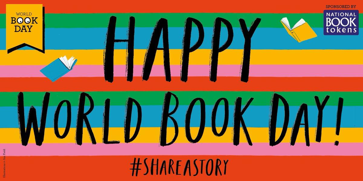 Resultado de imagen de happy book day 2019
