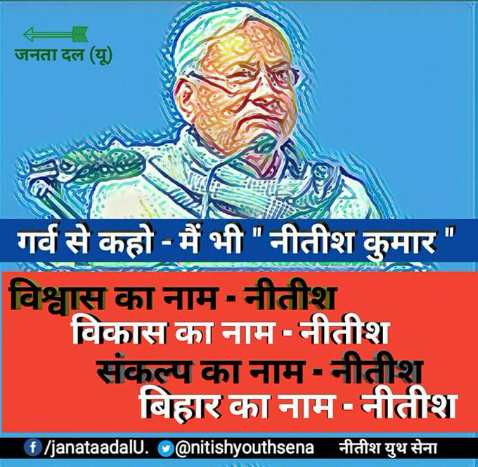 Happy Birthday my Hounrable cm Shree Nitish kumar