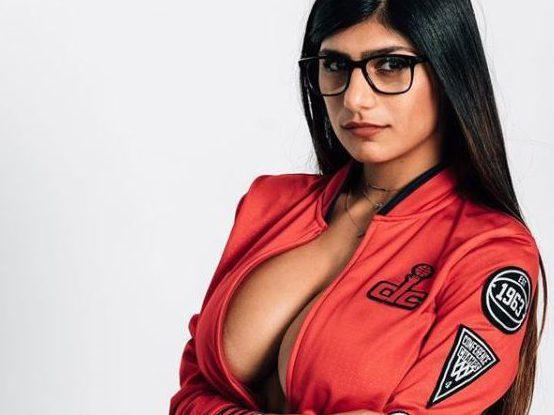 Isis Death Threats Drove Porn Star Mia Khalifa From Sex -1383