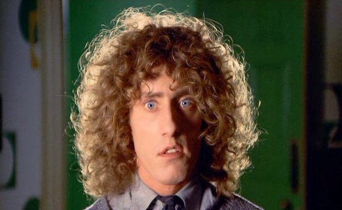 Tommy can you hear me? Happy Birthday Roger Daltrey who is 74 today
