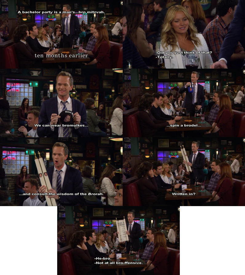 Awesome TVshowquotes On Twitter Barney A Bachelor Party