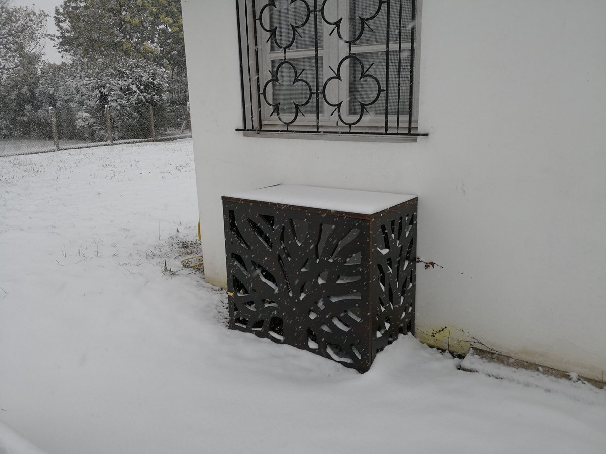 cache climatiseur interieur pj24 humatraffin. Black Bedroom Furniture Sets. Home Design Ideas