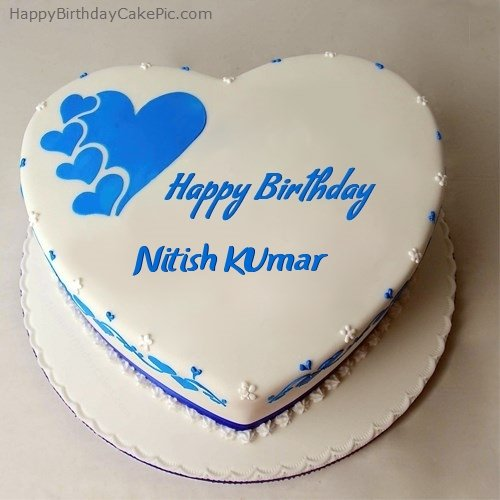 Happy birthday cm of bihar nitish kumar ji