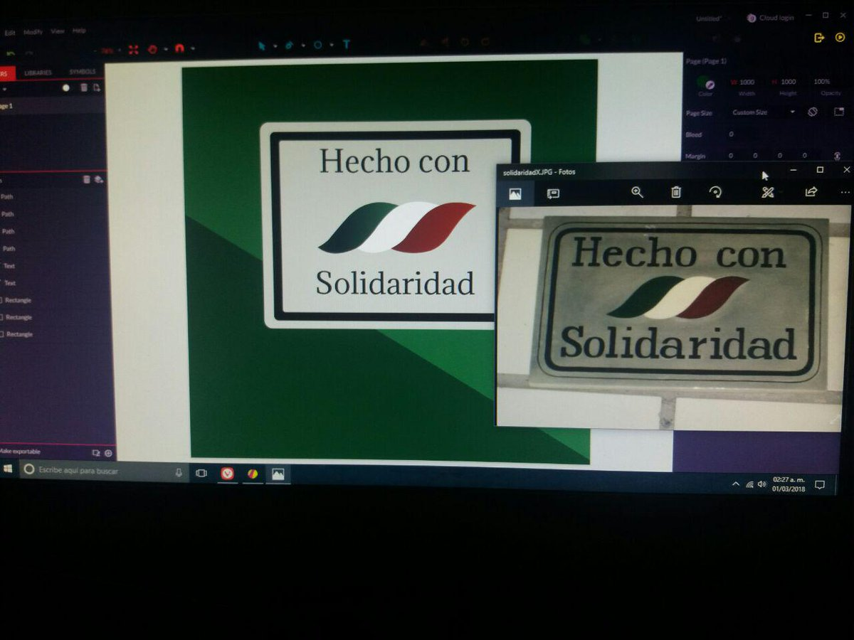 La obscura historia del programa Solidaridad del 1988, pasada al re-diseño. Creo que estoy viendo demasiado Clío .-.  #QueRayosEstoyHaciendo