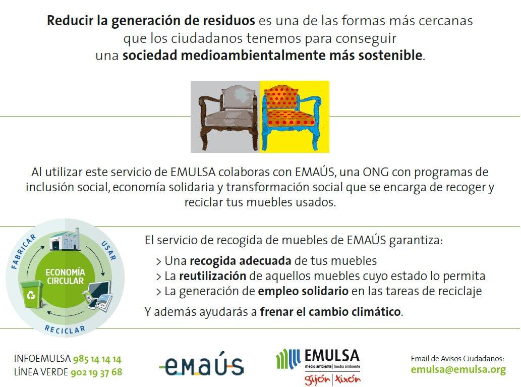 Media Tweets By Emulsa Medioambiente Emulsagijon Twitter # Muebles Generacion